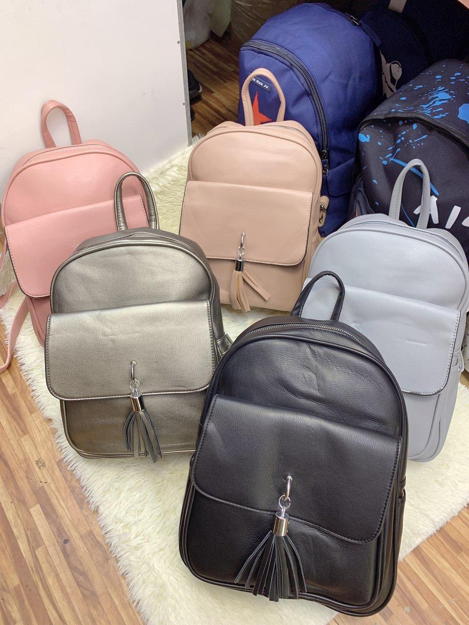 Рюкзак жіночий міський штучна шкіра в різних кольорах Mark