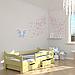 Ліжко дитяче дерев'яне Злата (масив бука), фото 2