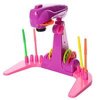 Дитячий проектор для малювання YM133-134 з фломастерами (Рожевий YM133(Pink))