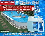 Альгицид- средство для уничтожения водорослей и цветения воды в бассейне. Средство для очистки чаши
