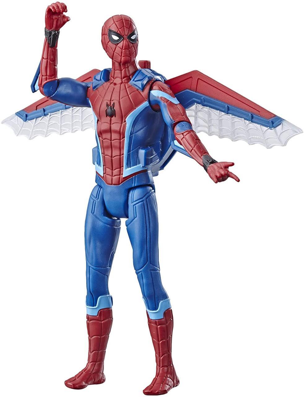 Фігурка Hasbro Людина Павук в костюмі-глайдері 15 см - Spider-Man: Far from Home Concept Series Glider