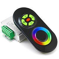 Контроллер RGB PROLUM (RF 5K сенсорный 18A Черный)