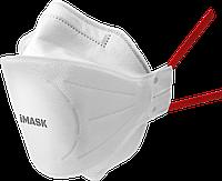 Респиратор, фильтрующая полумаска Imask FFP3 без клапана, украинский аналог 3М aura, сертифицировано