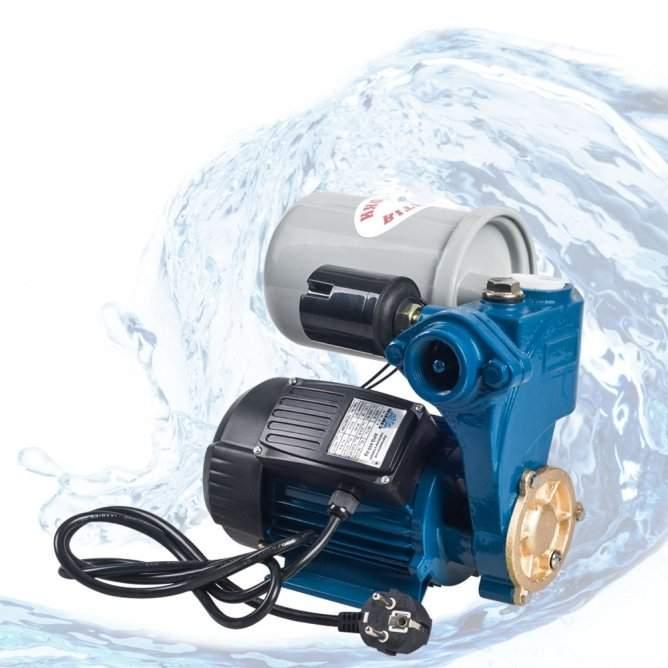 Станція насосна автоматична Vitals Aqua APQ 435-2g