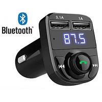 ФМ Модулятор S5 Bluetooth MP3 charger V3.0 12-24V