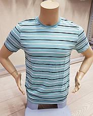 Чоловічі футболки узбецькі бавовна, фото 3
