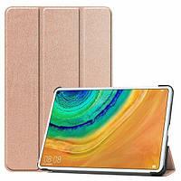 Чехол Smart Cover для Huawei MatePad Pro 10.8 (Wake / Sleep) Rose Gold