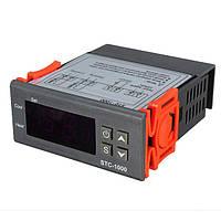 Терморегулятор STC-1000 контроллер температуры AC110-220V