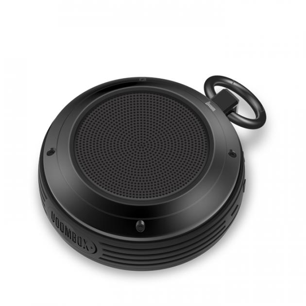 Портативная блютуз колонка с влагозащитой Divoom Voombox-Trek  AUX, NFC, Bluetooth  Черный