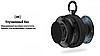 Портативная блютуз колонка с влагозащитой Divoom Voombox-Trek  AUX, NFC, Bluetooth  Черный, фото 6