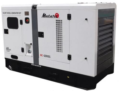 Дизельный генератор Matari MC320LS (Cummins+Leroy Somer)