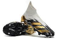 Бутсы Adidas Predator Mutator 20+ FG/адидас мутатор/копы/футбольная обувь
