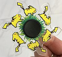 Спиннер наруто анимационный бегущий спинер 3д фиджет спинер Gyro toy гироскоп спинер