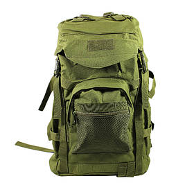 Рюкзак тактичний AOKALI Outdoor A51 50L Green КОД: 5366-17007