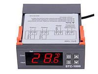 Терморегулятор STC-1000 контроллер температуры DC12V