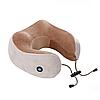 Массажная подушка U-Shaped Massage Pillow с вибрацией и функцией памяти