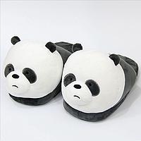 Тапочки с пандой