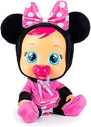 Кукла Imc Toys – Cry Baby Lloron Minnie Mouse Плакса Плачущий младенец МИННИ Маус