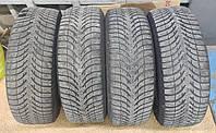 Шины зимние комплект 4 шт. Michelin Alpin A4 (215/65R16 98H) б/у