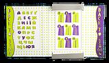 """Папка для тетрадей """"PRINCESS"""", картонная, на резинке B5+ , KIDS Line, фото 2"""