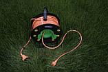 Удлинитель SVITTEX на катушке 30 м. 2х2,5 мм² с выносной розеткой., фото 4