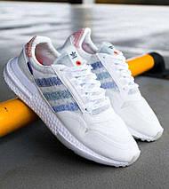Чоловічі-жіночі кросівки Adidas ZX 500 RM, кросівки адідас х 500, фото 3