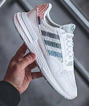 Мужские-женские кроссовки Adidas ZX 500 RM, кроссовки адидас зх 500, фото 2