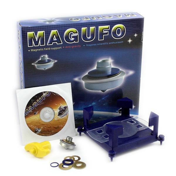 """Magnastix"" Магнитный набор "" УФО - антигравитация с DVD"" MT02702"
