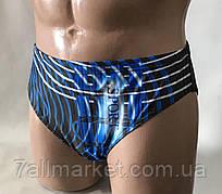 """Плавки купальні чоловічі з принтом розміри 48-56 """"ZIMALETTO"""" недорого від прямого постачальника"""