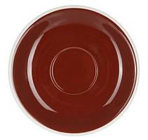 Блюдце Loveramics 14,5 см Коричневый C088-24BBR, КОД: 1705995