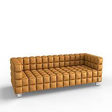 Трехместный диван KULIK SYSTEM NEXUS Антара 3 Медовый hubmxcq92236, КОД: 1762445
