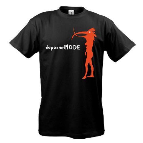 Футболка Depeche Mode quaint