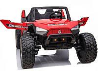 Двомісний баггі Clash Challenger, колір червоний