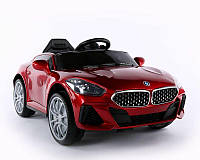 Дитячий електромобіль BMW Z4 Style, колір червоний лак