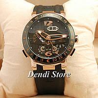 Часы Ulysse Nardin El Toro Gold-Black