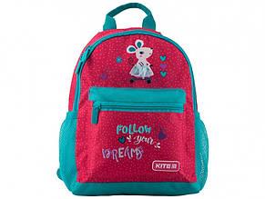Рюкзак дошкільний Kite Kids 1 відділення, 1 кишеня К19-534XS-2