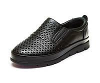 Туфли DALTON LTO521(01)(26-30)чер.кожа 28р 18 см