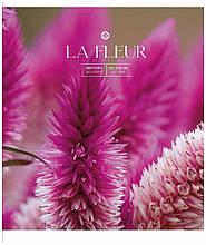 Зошит 60 аркушів клітинка Star La Fleur ВД-лак (10) (80) 060-2979 K