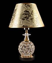 Настольная лампа с абажуром N29928/1T(A+B) (FGD)