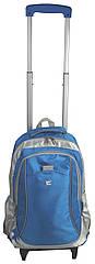 Рюкзак на колесах 22 L Corvet BP2900-31 синій