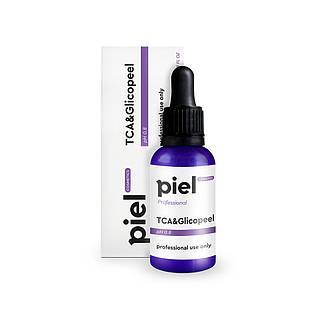 Поверхневий хімічний пілінг Piel Cosmetics TCA Glicopeel 30 мл