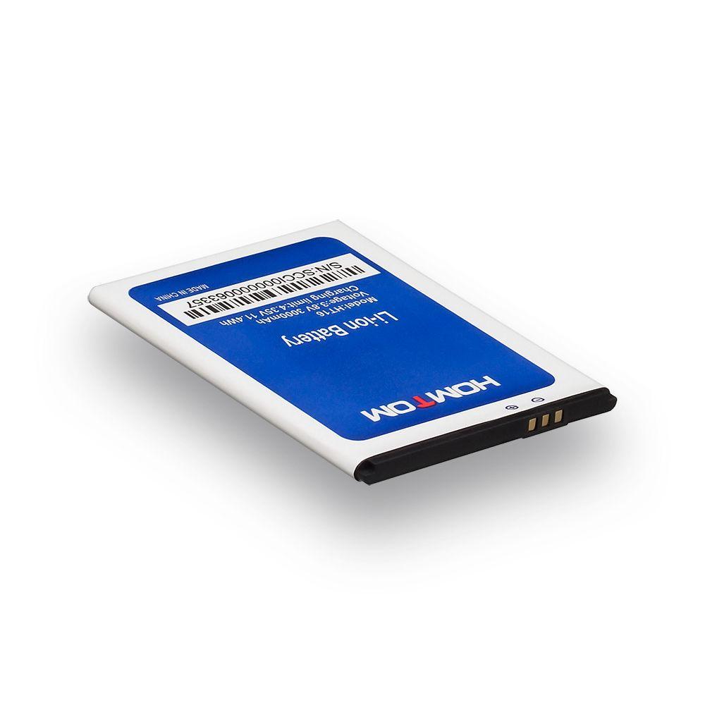 Аккумулятор для Homtom HT16 Характеристики AAAA