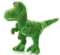 Динозавр зеленого цвета 70 см. Плюшевая мягкая игрушка Динозавр. Игрушка динозаврик. Игрушка Тираннозавр