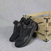 """Кроссовки Puma """"Черные"""", фото 2"""