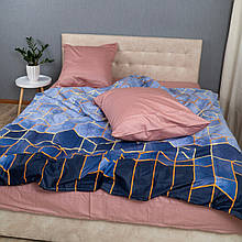 Комплект постельного белья Kris-Pol «Мрамур» 180x220 Сатин