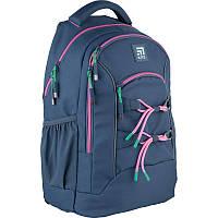 Рюкзак для девушек Kite Education teens + бафф