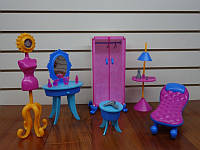 "Мебель для куклы ""Гардеробная"" Gloria 2909"
