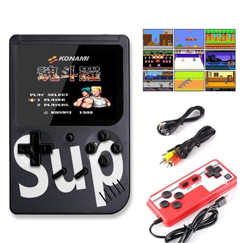 Портативна приставка Retro FC Game Box Sup dendy 400в1 + джойстик