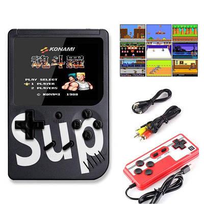 Портативная приставка Retro FC Game Box Sup dendy 400в1 + джойстик