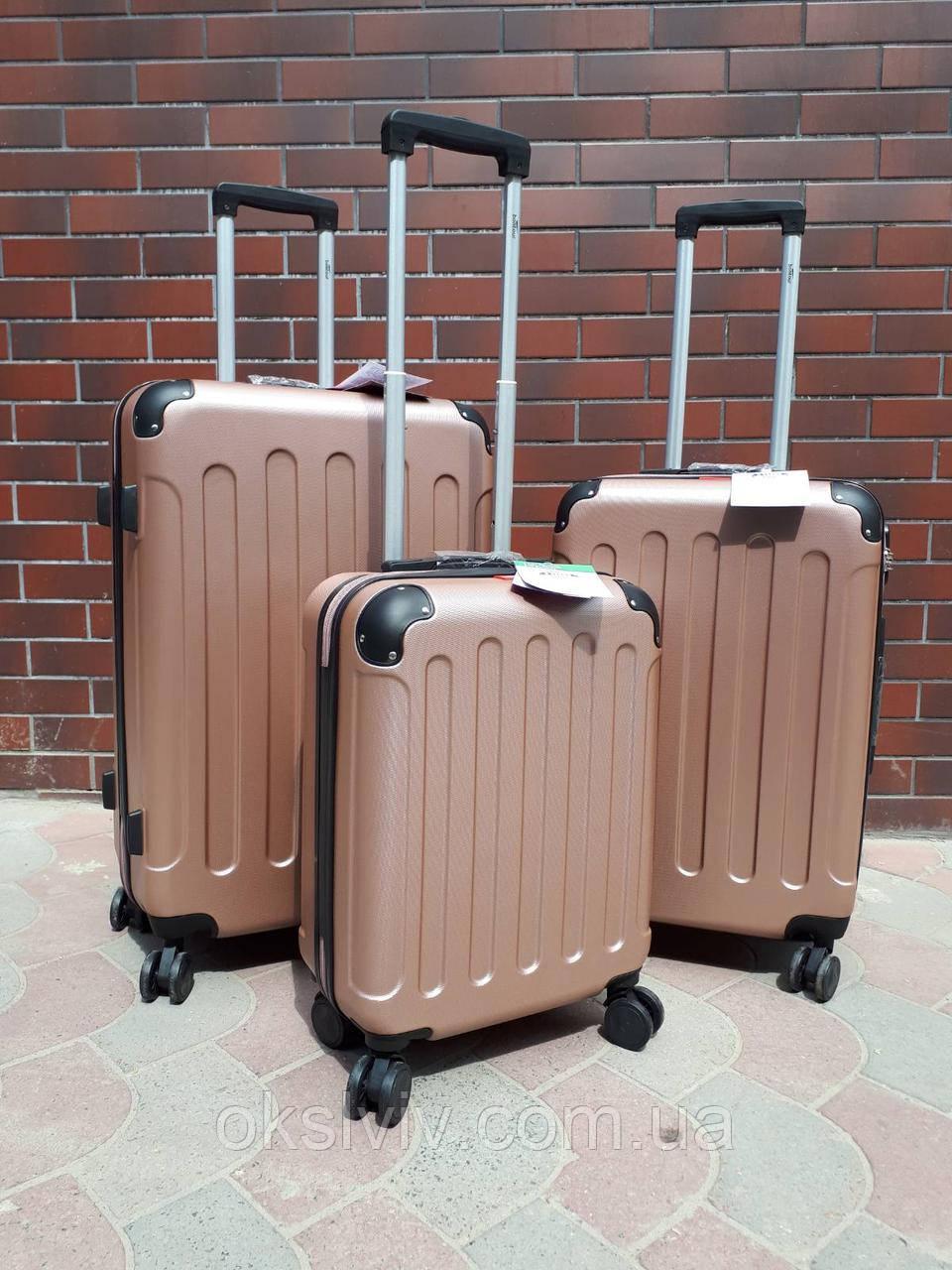 BONTOUR Італія 1100% полікарбонат валізи чемодани сумки на колесах